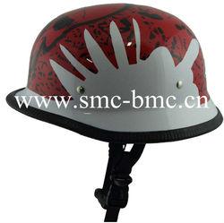 ABS Vintage Motorcycles Half Face Helmet