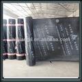 sbs del betún hoja de materiales para techos de membrana a prueba de agua