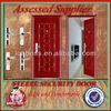 LBS-8856 apartment iron metal extrance door main interior metal door