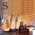 excelente qualidade de óleo de argan shampoo e condicionador faça o cabelo liso