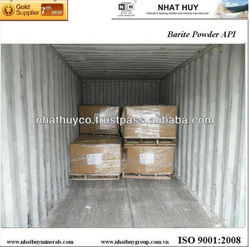 BARITE POWDER 4.1 S.G FOR OIL DRILLING - STOCK AVAILABLE