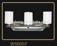 Bathroom UL cUL CE listed Satin Nickel Vanity Light