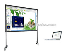 smart Interactive Whiteboard used in education and training