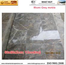 Cheap marble Miami marble grey