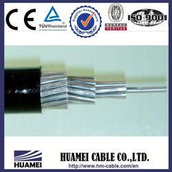 ABC Cable aerial bare aluminum conducotr acsr astm b232 finch 1113awg