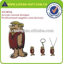 wholesale custom iron key holder keychains