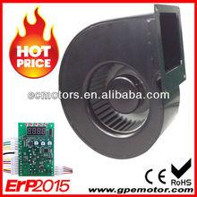 Prezzo a caldo singolo/doppio ingresso ventilatore centrifugo per la cappa della cucina