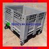 Storage Wire Mesh Stackable Plastic Pallet Boxes