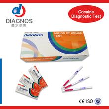 sale! drugs test COC urine medical diagnostic test kits/ rapid diagnostic test kit