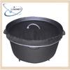 New Hot Sale Cast Iron Cauldron for 2014 / Cast Iron Dutch Oven