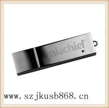 Newly design top quality metal usb key chain pen driver