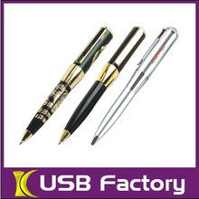 New style super quality write pen usb disk cheapest sale