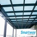 pc duradera de policarbonato sólido puerta canopy toldos y marquesinas