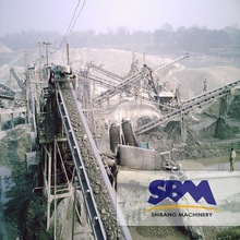 Stainless steel belt conveyor manufacturers widely used in mining industry
