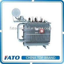 S9 6-10KV duplex winding non-exciting regulation adjusting voltage oil immersion distribution transformer