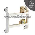 2-layers almacenaje de la cocina estante / estante