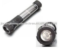 Solar Flashlight/solar torch/led solar flashlight
