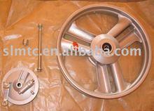 SHINERYA Front Brake System & Wheel Hub FOR TRICYCLE, MOTORYCLE