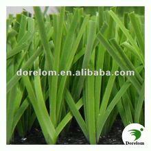 Artificial sports grass for soccer field