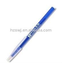 Translucent ball pen/cheap ball pen