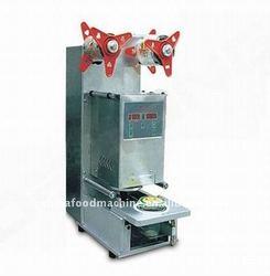 HL 95-1 Automatic cup sealer, milk tea cup sealing machine