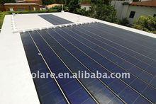 amorphous silicon thin film flexible solar panel 136W