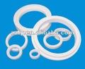 alto resistente a la abrasión de alúmina de cerámica anillos