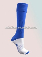 Polyester thigh high Cotton Football Socks