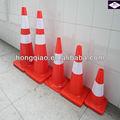 De seguridad conos de pvc para la construcción/el tráfico del sitio