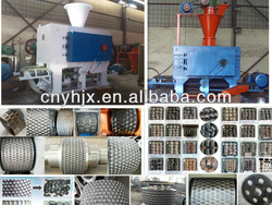 Hot Selling Saving Energy Iron Powder Briquette Machine