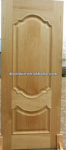 new design high quality goods HDF veneer door skin