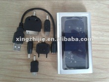solar mobile phone charger 2012 latest protable multifunctional charger