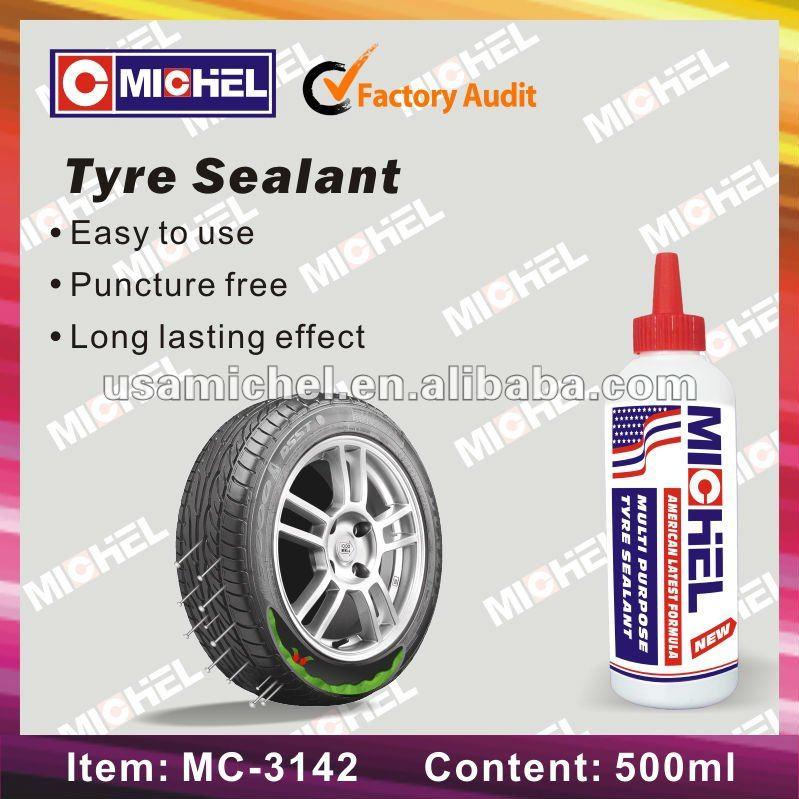 Tyre Saver, Tubeless Tire Liquid Sealer, Tire Sealant