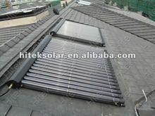 70mm Metal Glass Vacuum Heat Pipe Solar Collector with Solar Keymark, SRCC,