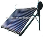 Pressurized heat pipe tube Solar Water Heater