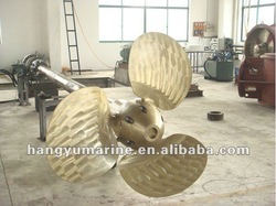 marine controllable pitch propeller/marine propellers