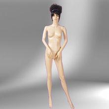 2012 Autumn Canton Fair fashion female plastic mannequin doll