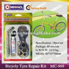 Bicycles Tyre repair Kit, Hand Tool