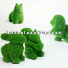 Hanturf Green Artificial Grass Animals