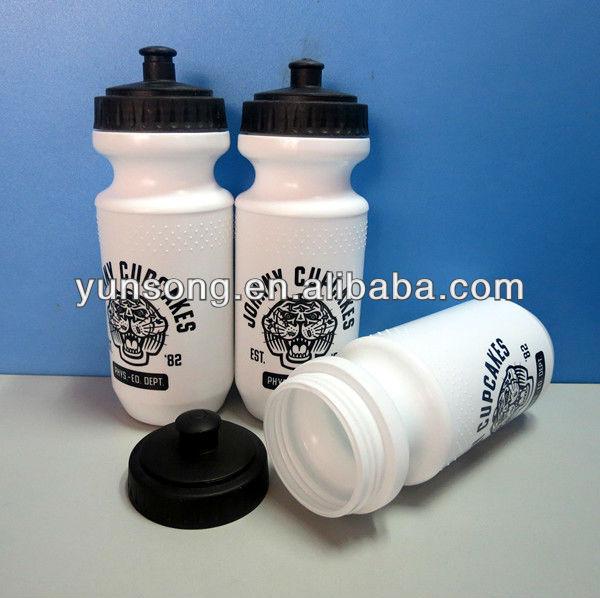 capacidad 500ml bpa libre de funcionamiento botella de los deportes