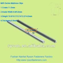 2012 New Mattress Fasteners M45 Series