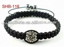Hot sale shamballa jewelry,shambala bracelet and beads wholesale