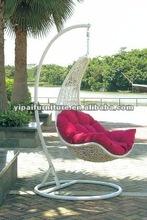 outdoor swingasan chair garden swing hanging chair YPS086