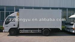 ISUZU 4t cargo van truck