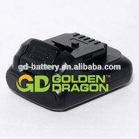 Power Tool Battery for Dewalt DCB120 12V 1.5Ah Li-ion Battery