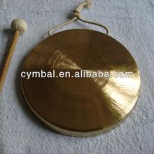 Best selling gongs,100% handmade high quality hand gongs