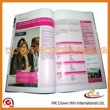 perfect binding magazine with best price