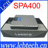 Unlock wireless SPA-400 voip phone ata adapter with 4 FXO