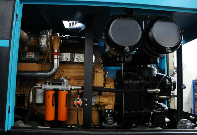 Kaishan LGCY18-17 Diesel portátil parafuso compressor de ar venda