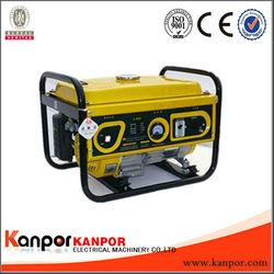 gasoline generator 100% copper 1kva-8kva(CE, BV,ISO9001)